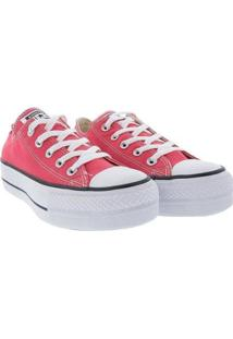 Tênis Converse All Star Chuck Taylor - Feminino - Feminino-Pink