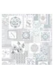 Papel De Parede Adesivo Decoração 53X10Cm Bege -W29707