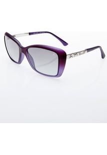 Óculos Feminino Square Roxo