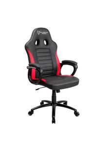 Cadeira Gamer Husky Polar, Black Red - Hpo-Br