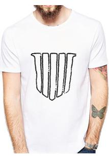 Camiseta Coolest Escudo Masculina - Masculino