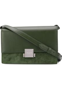 Saint Laurent Bolsa Tiracolo Bellechasse Saint Laurent - Verde