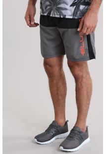 Shorts Blueman Preto
