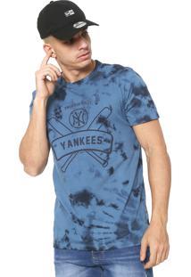 Camiseta New Era New York Yankees Azul