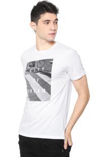 Camiseta Malwee City Of Dream Branca