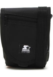 Bolsa Starter Shoulder Bag S632A Preta