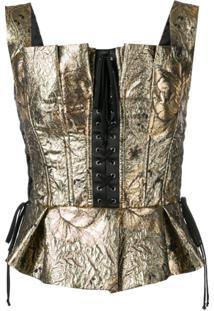 Dolce & Gabbana Blusa Jacquard - Preto