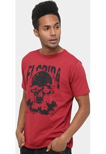 Camiseta Mood Florida Masculina - Masculino