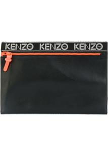 Kenzo Clutch 'Sport' - Preto