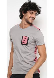 Camiseta Oakley Especial Mod Lk Series Sp Tee Masculina - Masculino