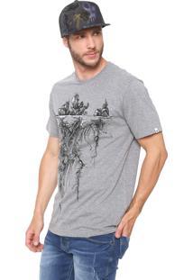 Camiseta Mcd Camol Preta