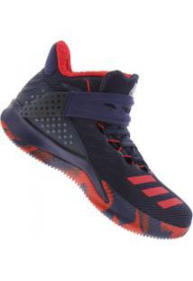 Tênis Adidas Ball 365 - Masculino - Azul Esc/Vermelho
