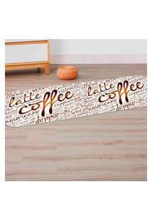 Passadeira Latte Coffee Único