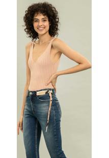Calça Skinny Aruba Flat Belly Jeans - Lez A Lez