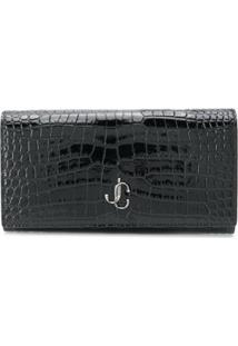 Jimmy Choo Carteira Martina - Preto