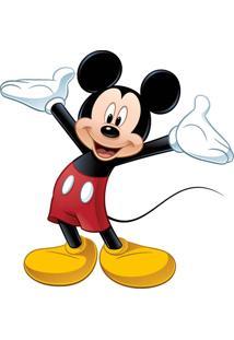 Adesivo De Parede Mickey Sd Roommates