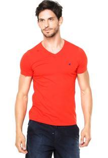 Camiseta Malwee Tag Vermelha