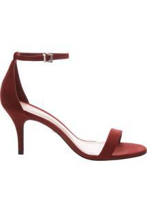 Sandália Gisele Minimal Red | Schutz