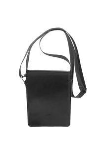 Bolsa Shoulder Bag Transversal Preta
