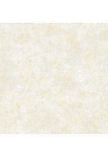 Papel De Parede Castelani Abstrato- Amarelo Claro & Off Edantex