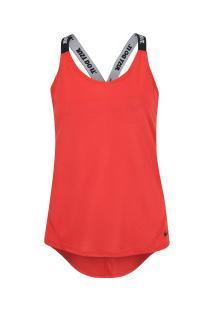 ... Camiseta Regata Nike Dry Elastka Tank - Feminina - Vermelho e0863fac0d2