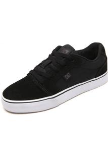 Tênis Dc Shoes Anvil La Preto