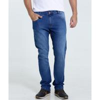 1a6d6c232 Calça Masculina Jeans Slim Marisa