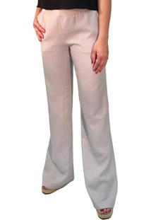f03f2e8e3 ... Calça 101 Resort Wear Flare Cintura Alta Cinza