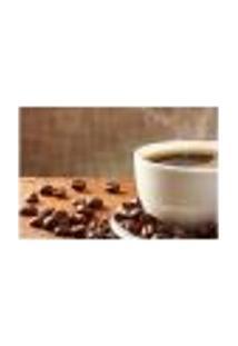 Painel Adesivo De Parede - Café - Cafeteria - 1146Pnm