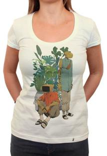 Heritage - Camiseta Clássica Feminina