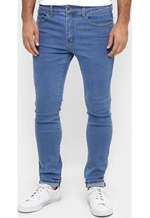 Calça Jeans Richards Slim Fit Elastano - Masculino