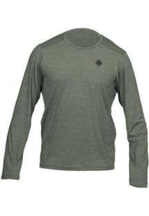 Camisa Com Proteção Solar Mormaii Uv50+ Dry Comfort Masculina - Unissex