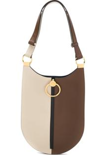Marni Earring Shoulder Bag - Marrom
