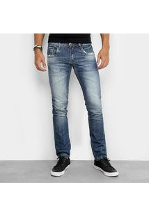 Calça Jeans Skinny Sawary Masculina - Masculino