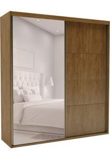 Guarda-Roupa Casal Com Espelho Eleganza Ll 2 Pt 4 Gv Álamo