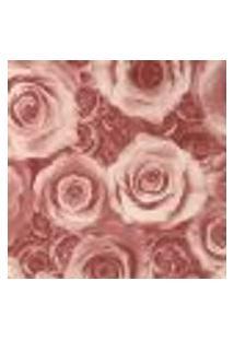 Papel De Parede Adesivo Decoração 53X10Cm Rosa -W17576