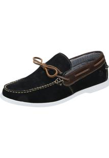 Dockside Shoes Grand Preto Cafe