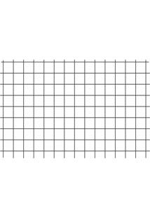 Jogo Americano Copa & Cia Grid Branco 44Cm
