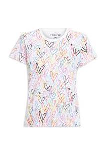 Camiseta Feminina S2 - Off White