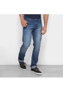Calça Jeans Slim Lacoste Fit Stone Masculina - Masculino