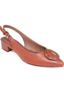 Sapato Morena Rosa Chanel Enfeite Personalizado Marrom
