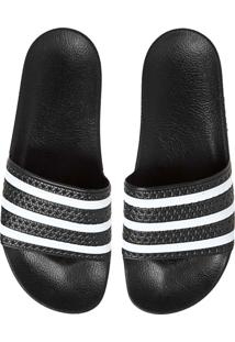 Chinelo Adidas Originals Adillete Preto