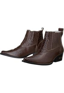 Bota Fourcountry Country Tabaco