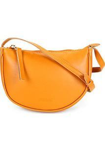 Bolsa Anacapri Mini Bag Lisa Feminina - Feminino-Amarelo