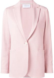 Harris Wharf London Blazer Estruturado - Rosa