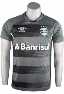 Camisa Masculina Umbro Grêmio Treino 2017