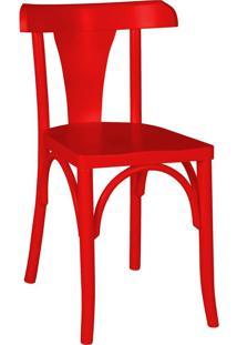 Cadeiras Para Cozinha Felice 78,5 Cm 415 Vermelho - Maxima