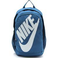51a1334d2e Mochila Nike Sportswear 28L Embroide Azul Kanui