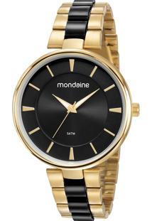 Relógio Mondaine Feminino 53774Lpmvdf2