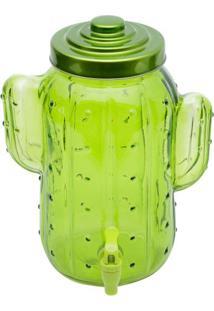 Dispenser Cactus- Verde & Verde Escuro- 5L- Urbaurban